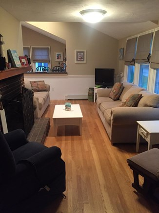 Plymouth, Manomet MA vacation rental - Wi-Fi and streaming available on flat screen TV.