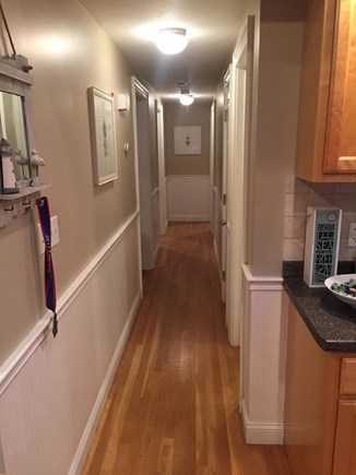 Plymouth, Manomet MA vacation rental - Single level living with 3 private bedrooms.