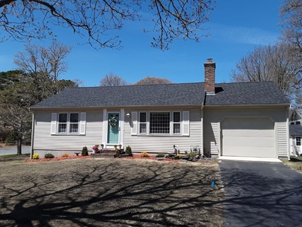 West Yarmouth Cape Cod vacation rental - HUGE corner lot on quiet dead end street