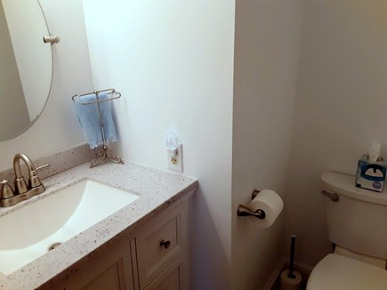 West Yarmouth Cape Cod vacation rental - Private master half bath