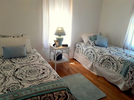 West Yarmouth Cape Cod vacation rental - Second bedroom with 2 twins