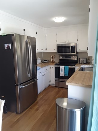 West Yarmouth Cape Cod vacation rental - Kitchen with stainless appliances