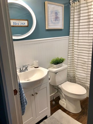 Falmouth Cape Cod vacation rental - Sea Side Bathroom