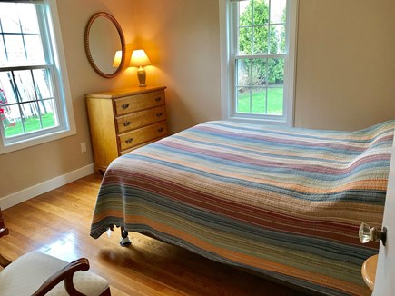 Falmouth Cape Cod vacation rental - Land Side Master Bedroom