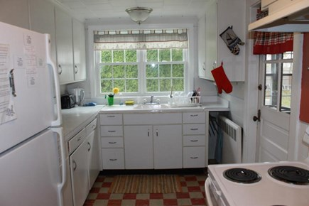 Falmouth Cape Cod vacation rental - Land Side Kitchen