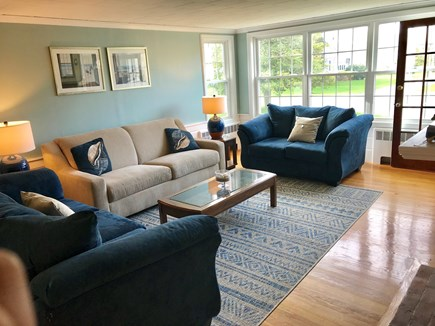 Falmouth Cape Cod vacation rental - Sea Side Living Room 2