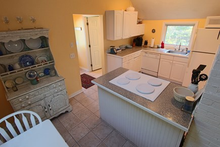 Provincetown Cape Cod vacation rental - Fully Equipped Kitchen