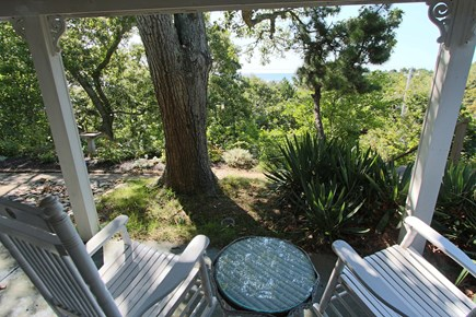 Provincetown Cape Cod vacation rental - Water View of Cape Cod bay, walk to beach.