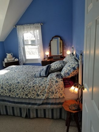 Provincetown Cape Cod vacation rental - Master bedroom with queen bed