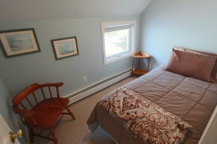 Provincetown Cape Cod vacation rental - Bedroom with Twin Bed