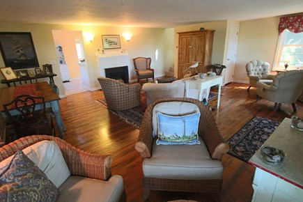 Provincetown Cape Cod vacation rental - Another View of Living Area