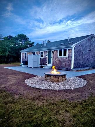 West Dennis Cape Cod vacation rental - Patio