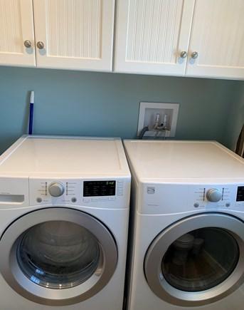 West Dennis Cape Cod vacation rental - Laundry/Bathroom 2