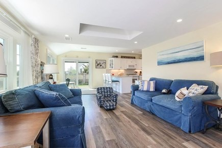 West Dennis Cape Cod vacation rental - Comfortable living space