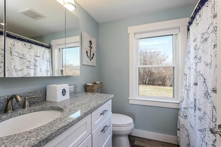 West Dennis Cape Cod vacation rental - Bathroom 1