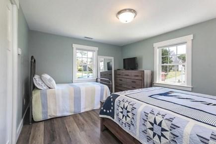 West Dennis Cape Cod vacation rental - Master bedroom sleeps 3(Bedroom 2 sleeps 3 with 2 twins/1 Full)