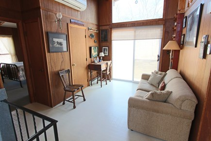 Truro Cape Cod vacation rental - Bonus area with Sleep Sofa