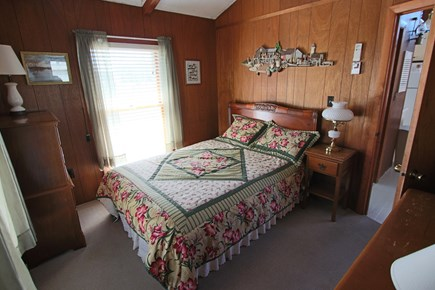 Truro Cape Cod vacation rental - Bedroom 2 with Full Size Bed