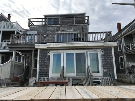 Provincetown Cape Cod vacation rental - Waterfront home with 7 units in East End.