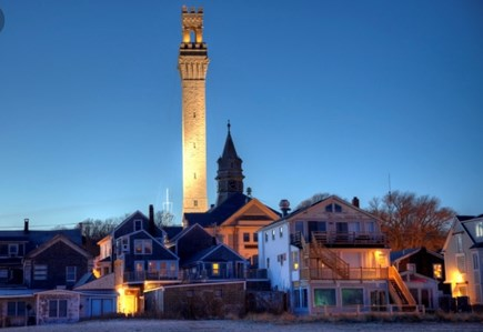 Provincetown Cape Cod vacation rental - Provincetown evening strolls are the best!