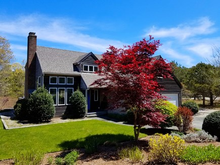 Wellfleet Cape Cod vacation rental - Comfortable three-bedroom home set on a lovely lot