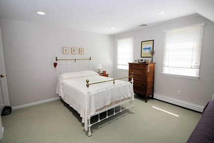 Wellfleet Cape Cod vacation rental - Second floor bedroom with double and twin with trundle