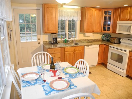 Eastham Cape Cod vacation rental - Fully equipped kitchen includes lobster pot!