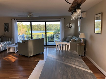 West Yarmouth Cape Cod vacation rental - Open concept living with great views