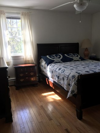 North Falmouth New Silver Beac Cape Cod vacation rental - Queen bed upstairs.