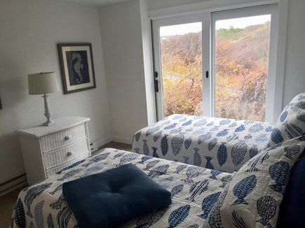 South Truro Cape Cod vacation rental - Twin bedroom