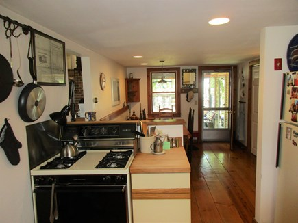 Brewster Cape Cod vacation rental - Kitchen looking to dining