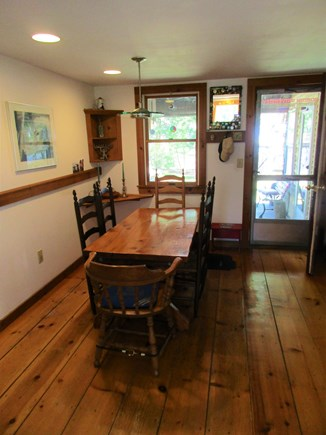 Brewster Cape Cod vacation rental - Dining