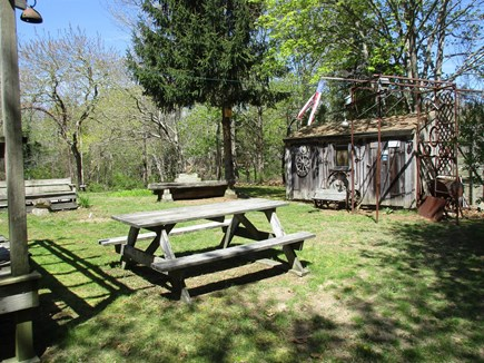 Brewster Cape Cod vacation rental - Picnic Area
