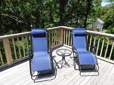 Truro Cape Cod vacation rental - Lounge Chairs