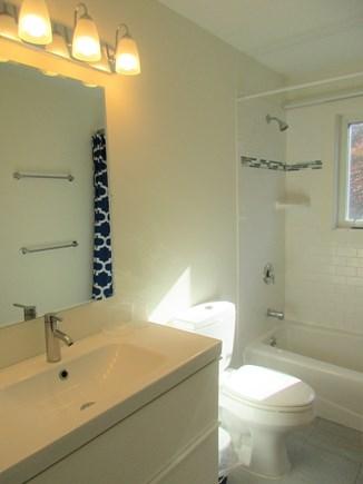 Truro Cape Cod vacation rental - 2nd Floor Bathroom