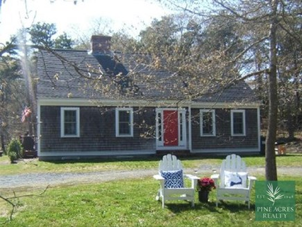 Chatham Cape Cod vacation rental - Exterior of home