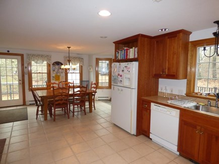 Chatham Cape Cod vacation rental - Open kitchen and dining room
