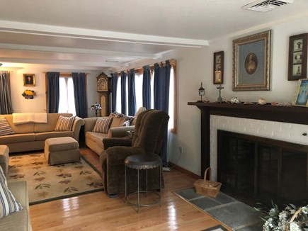 Eastham Cape Cod vacation rental - Lovely living room