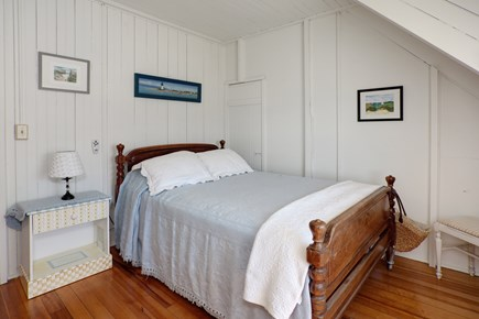 North Falmouth, Megansett Cape Cod vacation rental - The Lookout Room with double bed.