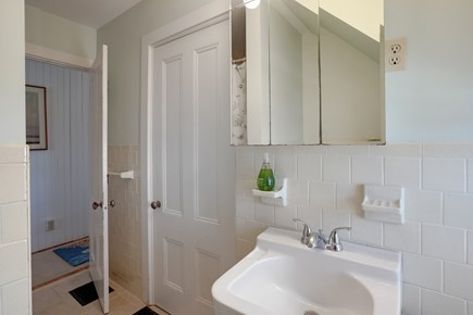North Falmouth, Megansett Cape Cod vacation rental - Full bathroom on the second floor.