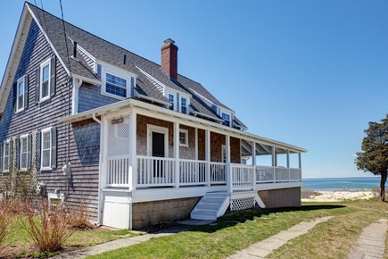 North Falmouth, Megansett Cape Cod vacation rental - Side view of the home.