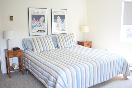 Dennis Cape Cod vacation rental - Master bedroom with king size bed on first floor