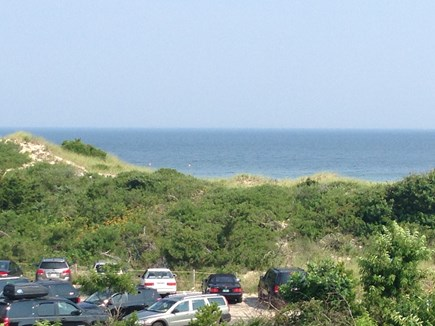 Dennis Cape Cod vacation rental - View from deck!