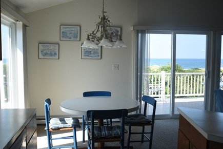 Dennis Cape Cod vacation rental - Dining area on first floor
