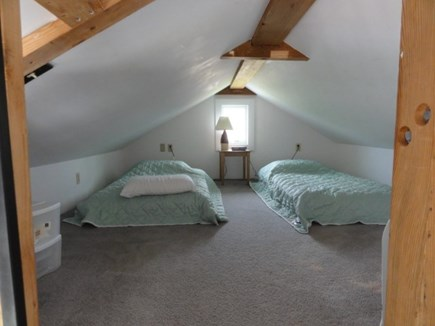 Wellfleet Cape Cod vacation rental - Loft with 2 twin beds
