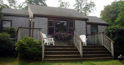 Eastham Cape Cod vacation rental - Front view of Cottage #9