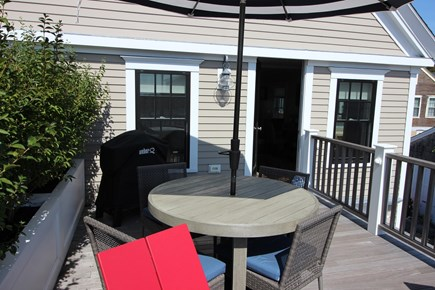 Provincetown Cape Cod vacation rental - Deck II