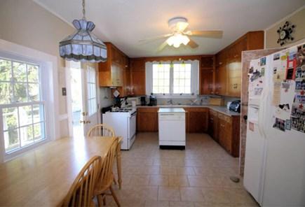 Wellfleet Cape Cod vacation rental - Large eat-in kitchen