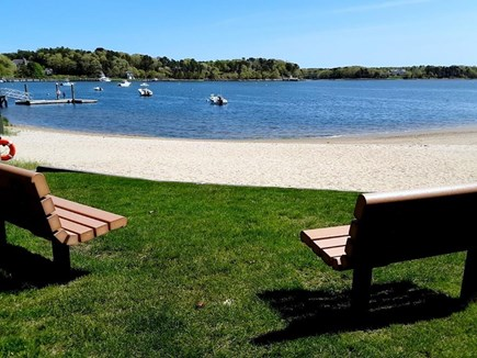 Cotuit, Barnstable Cotuit vacation rental - Private Beach