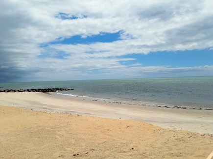 Dennisport Cape Cod vacation rental - Walk 1/2 mile to beautiful Glendon Rd Beach!